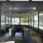 地下鉄恵比寿駅外3駅汚水槽修理1
