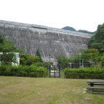 曲渕ダム管理事務所外壁改修工事1